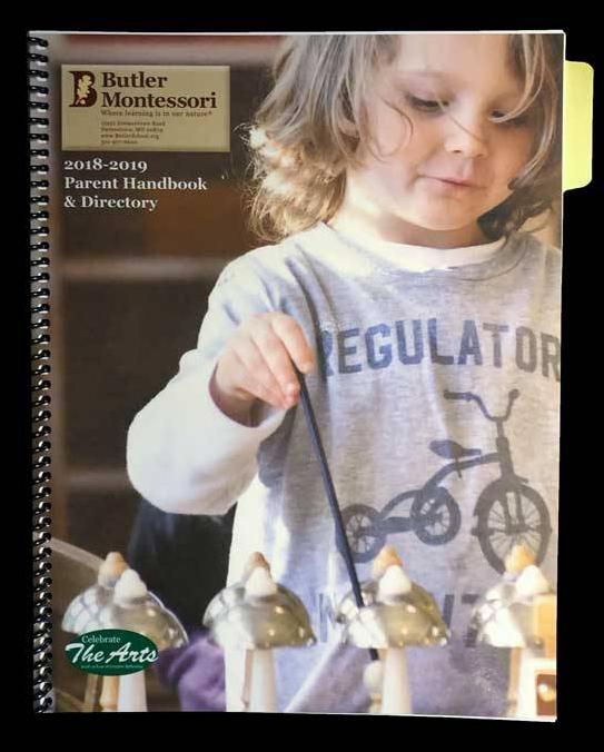 2018-19 Parent Handbook